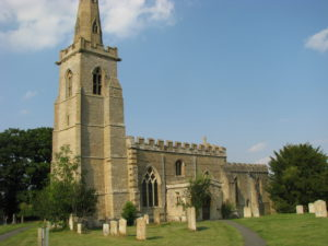 Tilbrook, All Saints